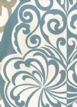Reflections Lumiere Porcelain Wallpaper 1908/047 By Prestigious Textiles